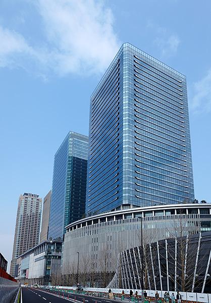 グランフロント大阪に引っ越しました